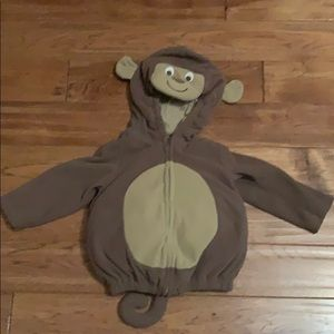 Carters Toddler Monkey costume 18 months